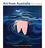 2017 Art from Australia Wall Calendar