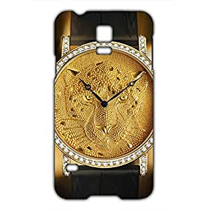 Cartier Watch Back Cover For Samsung Galaxy S5mini 3D Hard Plastic Case