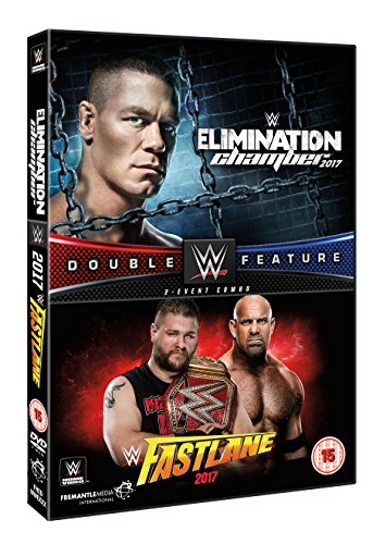 (WWE: Elimination Chamber 2017 + Fastlane 2017 Double Feature [DVD])