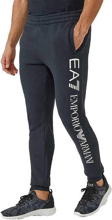 Emporio Armani - Pantalón de chándal para Hombre, Color Negro ...