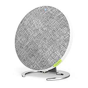 iClever BoostSound Bluetooth Speakers with Rich Bass, 2×10 W Dual Driver, 12 Hours Playtime, 3 LED Mode, Hi-Fi Stereo Wireless Speakers for Home