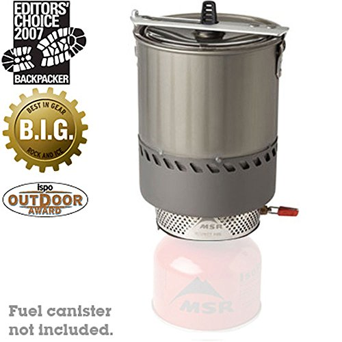 MSR Reactor 1.7L Stove System Camp Stove 1.7L by MSR