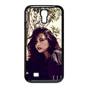 C-EUR Customized Demi Lovato Pattern Protective Case Cover for Samsung Galaxy S4 I9500