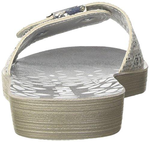 Inblu ME000011, Zapatillas Mujer Blanco (White)