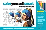 Color Yourself Smart: Masterpieces of Art, Catherine Nichols, 1607105721
