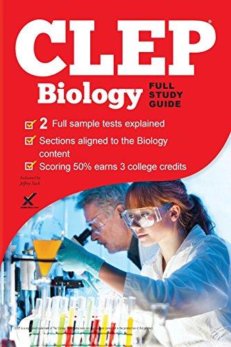 CLEP Biology 2017