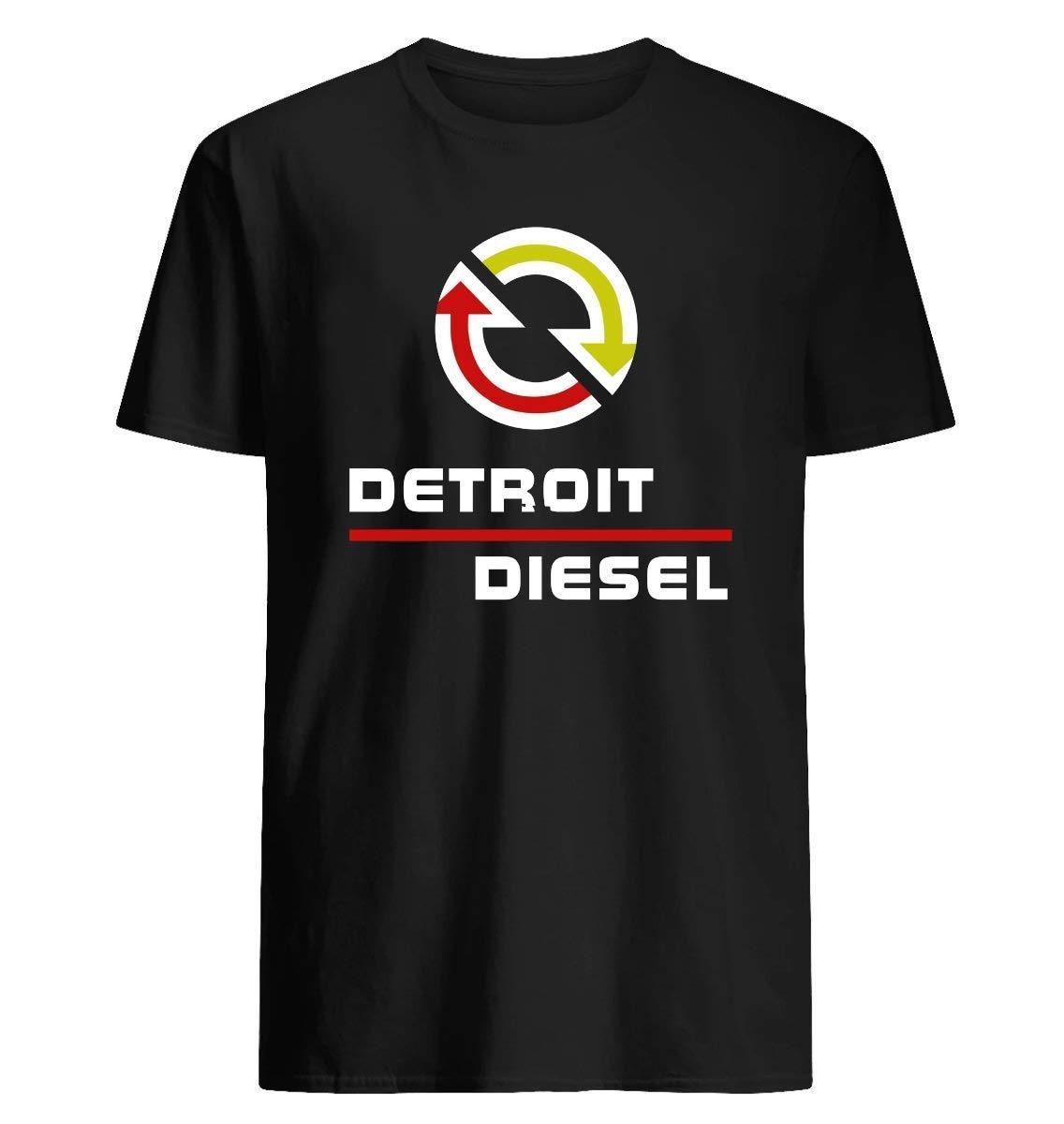 Detroit-diesel-91-t-shirt--for---t-shirt For