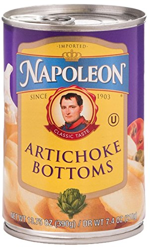 Napoleon Artichoke Bottoms, 13.75 oz