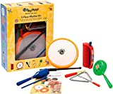 LP RhythMix 5 Piece Rhythm Kit with Backpack