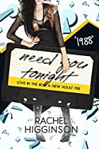 1988: Need You Tonight (love In The 80s: A New Adult Mix)