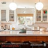 SYLVANIA LED Light Bulb, 60W A19 Soft