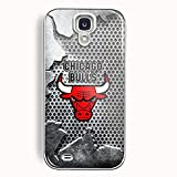 chicago bull cool logo For iPhone and samsung galaxy case (Samsung Galaxy S4 White)