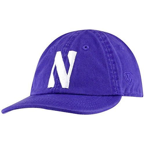 Top of the World Northwestern Wildcats Infant Hat Icon, Purple, Adjustable