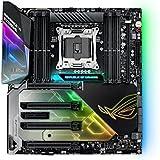 ASUS ROG RAMPAGE VI EXTREME LGA2066 DDR4 M.2 U.2 X299 EATX Motherboard with onboard 802.11AD WiGig Wi-Fi USB 3.1