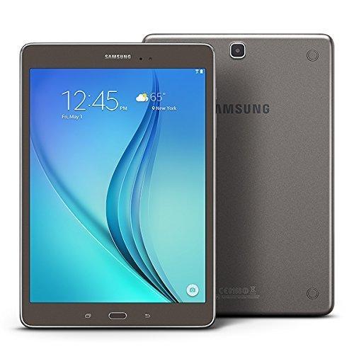 Samsung Galaxy Tab A 9.7-Inch 16GB (Smoky Titanium) (Renewed)