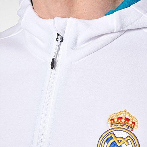 Adidas Anth Sqd H Chaqueta Línea Real Madrid 89add3df57c0b