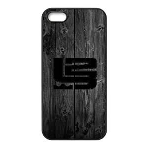 iPhone 5,5S Custom Cell PhoneCase Lebron James Case Cover WQFF34390
