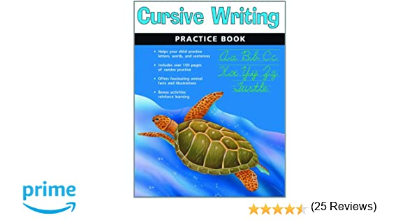 Workbook customizable handwriting worksheets : Cursive Writing Practice Book (Flash Kids Harcourt Family Learning ...