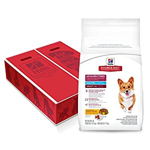 Hill's Science Diet 35 lb Bag Adult Advanced Fitness Small Bites Chicken & Barley Recipe Dry Dog Food, Large
