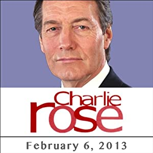 Charlie Rose: Sonia Sotomayor, February 6, 2013 Radio/TV Program