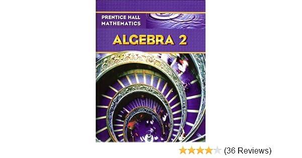 Amazon prentice hall math algebra 2 student edition amazon prentice hall math algebra 2 student edition 9780133659474 prentice hall books fandeluxe Choice Image