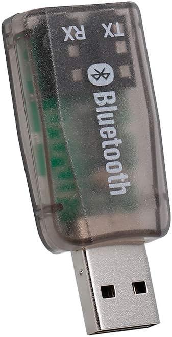 Negaor BT-TX5 2 in 1 BT 5.0オーディオレシーバートランスミッターワイヤレスミニアダプターステレオミュージックトランシーバーAUX USBワイヤレスドングル3.5mmジャック(TV PCカーキットプラグアンドプレイ用)
