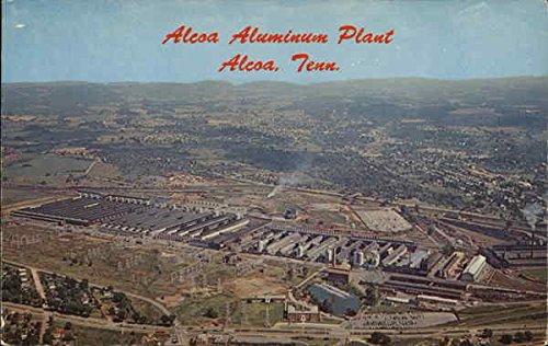 alcoa-aluminum-plant-alcoa-tennessee-original-vintage-postcard