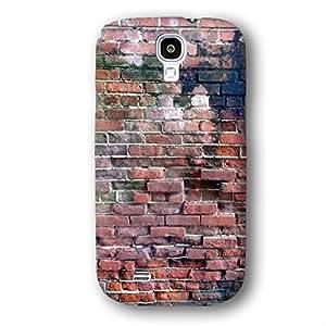 Very Old Brick Wall Pattern Samsung Galaxy S4 Slim Phone Case