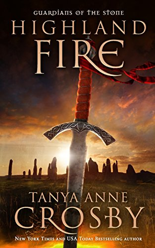 book cover of Highland Fire
