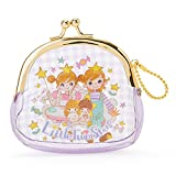 Sanrio Tamura, Setsuko × Little Twin Stars purse coin case From Japan New
