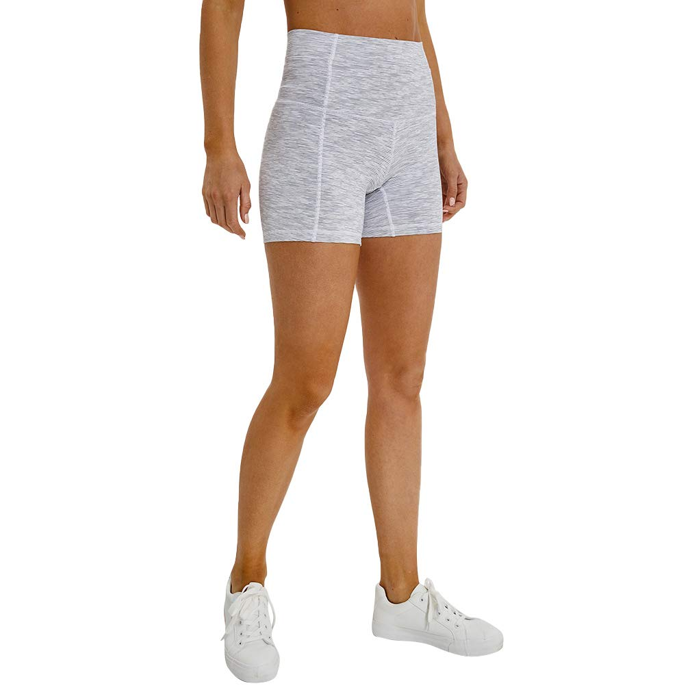 TERODACO High Waist Compression Workout Short Tummy Control Yoga Shorts Non See-Through Althletic Shorts for Women /& Girls