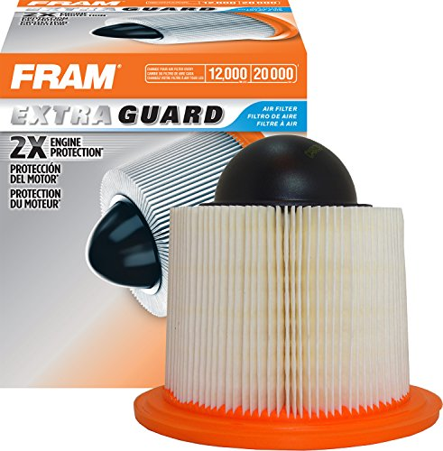 FRAM CA8039 Extra Guard Round Air Filter (2001 Ford Expedition For Sale By Owner)