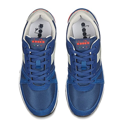 Sandalias Plataforma red Blue Run para Diadora Estate Flame C2935 Hombre 90 con 7xfwyTZ