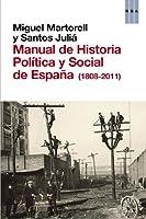Esta obra se trata de un manual de historia contemporánea de España para la asignatura impartida por los autores en la UNED. Abarca desde el inicio de la revolución liberal, en 1808, hasta la primera década del siglo XXI. No encontrará aquí e...