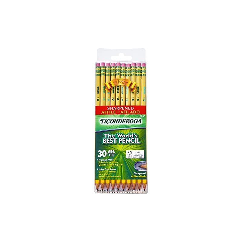 ticonderoga-wood-cased-graphite-pencils
