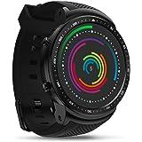 Eulan Zeblaze Thor Pro 3G GPS Bluetooth Smartwatch, Touch ...