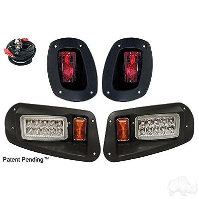 LED Adjustable Light Kit, E-Z-Go RXV 08-15