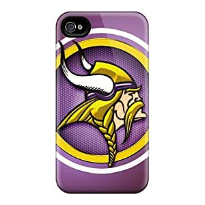 Abrahamcc Perfect Tpu Case For iphone 6/ Anti-scratch Protector Case (minnesota Vikings)