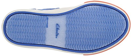 Clarks Club Pop Inf Jungen Hohe Sneakers Blau (Blue Combi)