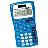 Texas Instruments TI30XIIS Blue Scientific Calculator