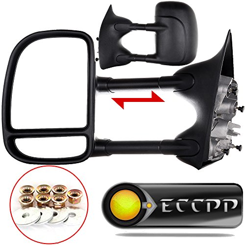 ECCPP Towing Mirrors Replacement fit Ford F250 F350 for sale  Delivered anywhere in USA