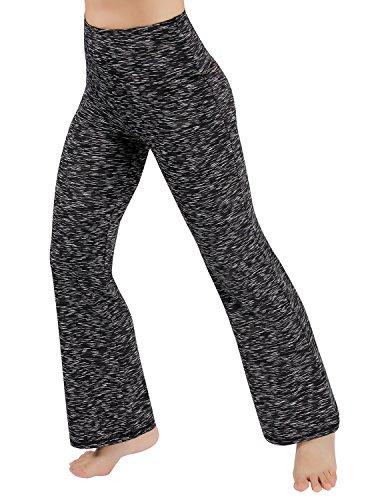 Yoga Pants Women Boot-Cut Yoga Pants Sports Pants Tummy Control Workout Casual Y