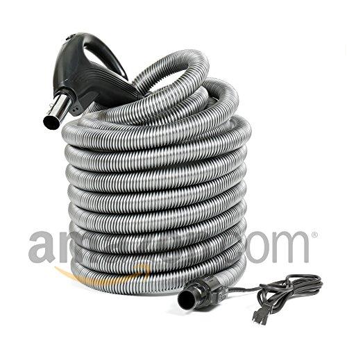 electric central vacuum hose - 1