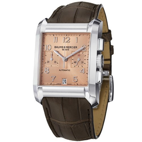baume-mercier-hampton-mens-copper-dial-automatic-chronograph-watch-10031
