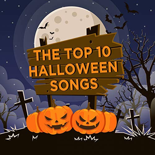 Top 10 Halloween Songs (Monsters & Screaming)