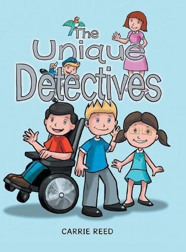 Download The Unique Detectives pdf