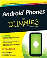 Android Phones For Dummies, 2nd Edition Front Cover