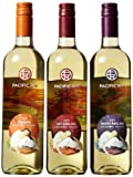 Pacific Rim Riesling Sampler Mixed Pack, 3 X 750 Ml