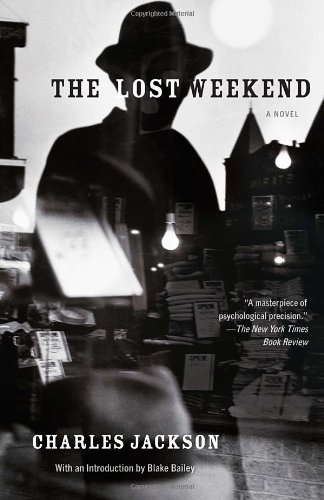 Book cover for The Lost Weekend