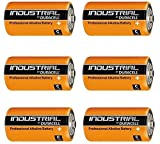 Duracell 6 x C size Industrial Battery Alkaline Replaces Procell Expiry 2021